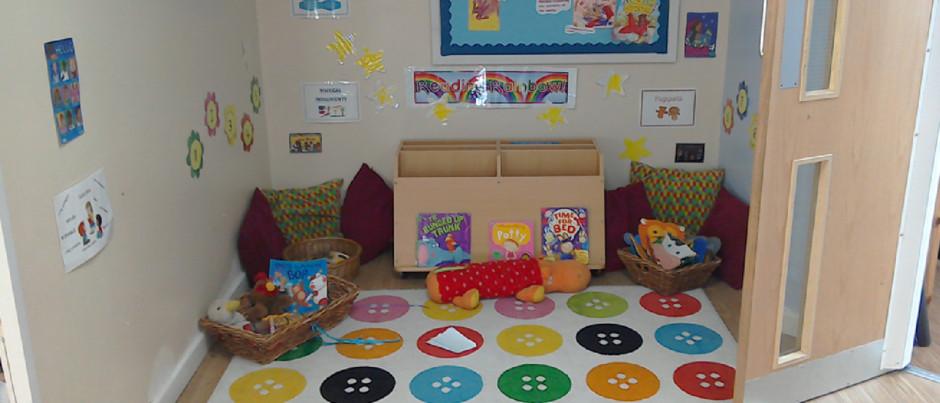 Baby Room 0 – 2 yrs
