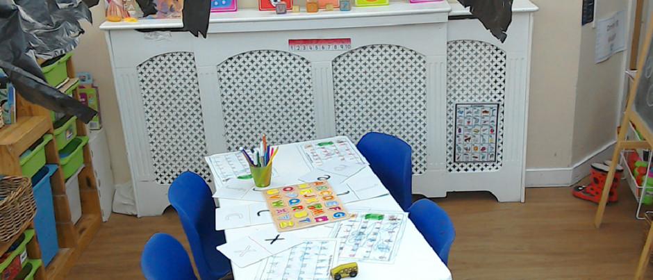 Pre-School Room 3 – 5 yrs