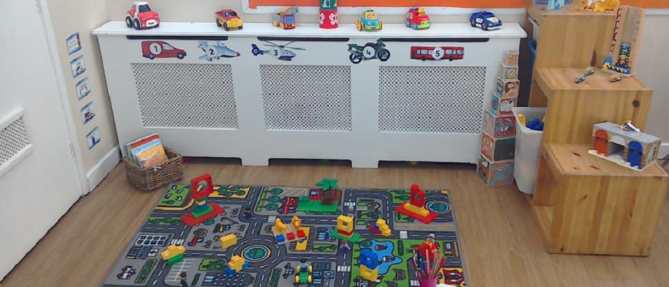 Toddler Room 2 – 3 yrs