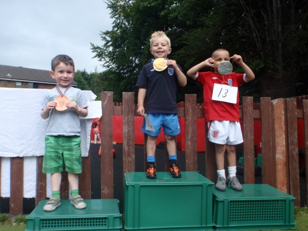 Best of luck to our Liverpool Day Nursery leavers