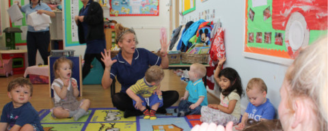 Liverpool day Nursery Free Grant Education