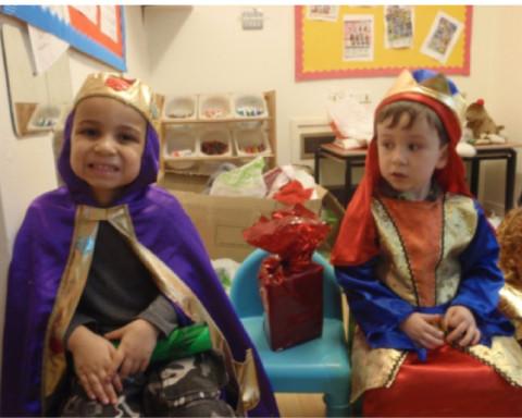 Rockbourne's Nativity Play