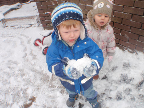 How we deal with Extreme Weather conditions at our Day Nursery in Liverpool