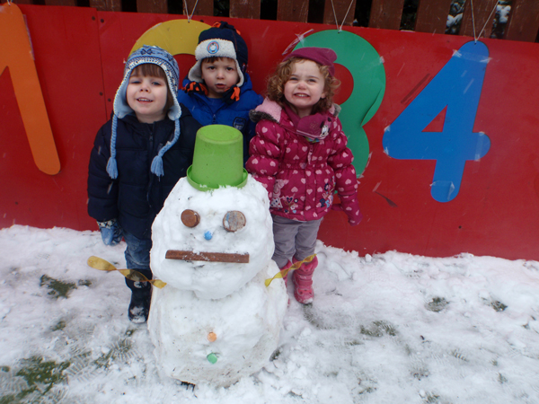 Christmas Nativity at our Liverpool Day Nursery