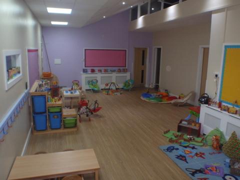 New Baby Room