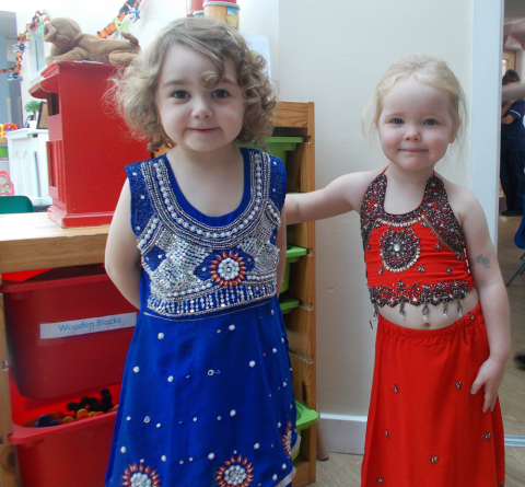Diwali Day at our Day Nursery Liverpool