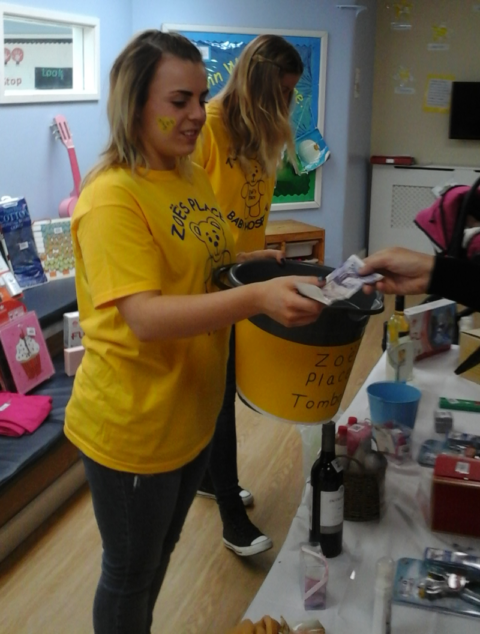 Children in need at our Liverpool Day Nursery