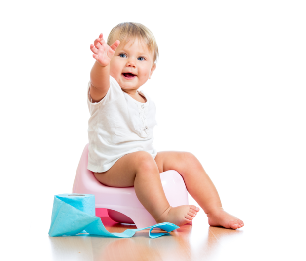 Our Day Nursery in Liverpool helps with potty training