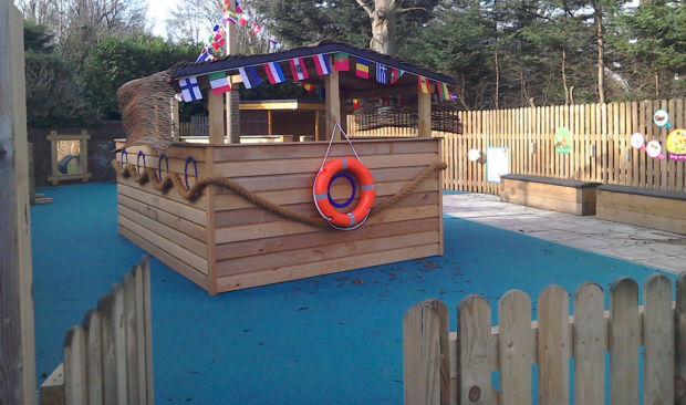We encourage equal play at our Liverpool Day Nursery