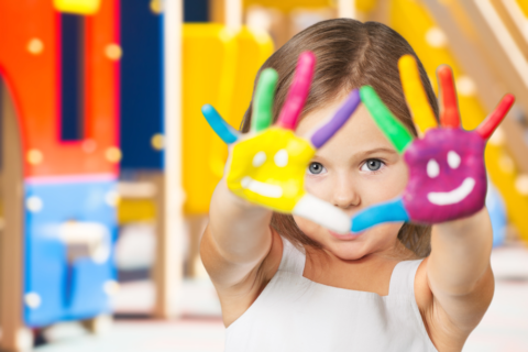 Developing your child's speech at our Liverpool Day Nursery